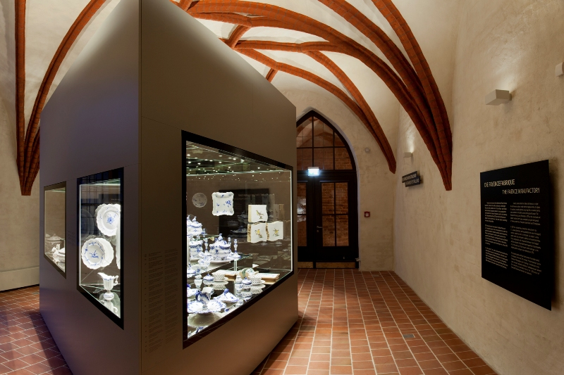 View into exhibition, © SES mbH, photographer Nils Kinder